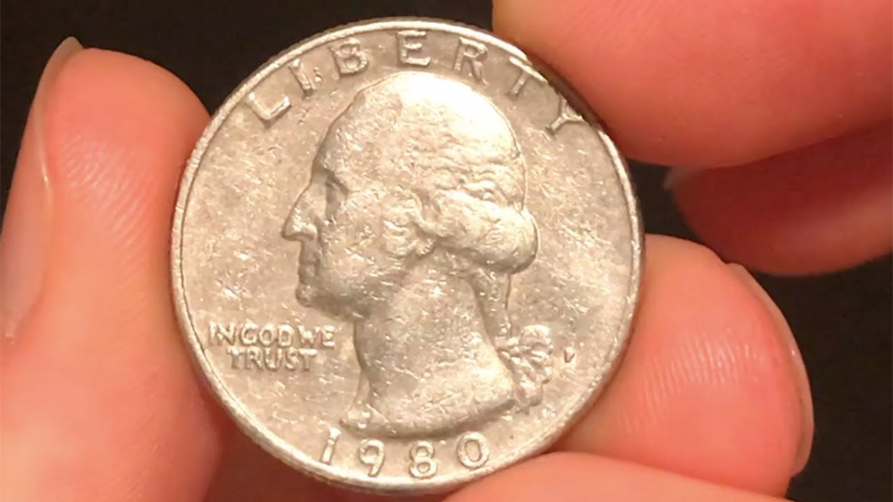 1980 Quarter Worth Money - How Much Is It Worth And Why?