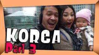 THE ONSU: Ayah Bunda Dan Thalia Goes To Korea #3