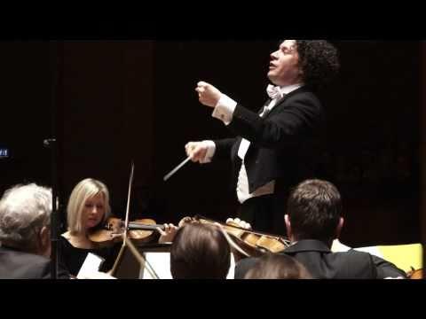 Firebird with Dudamel and Gothenburg Symphony
