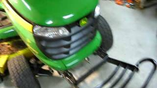 Part 1 X520 John Deere Light upgrade