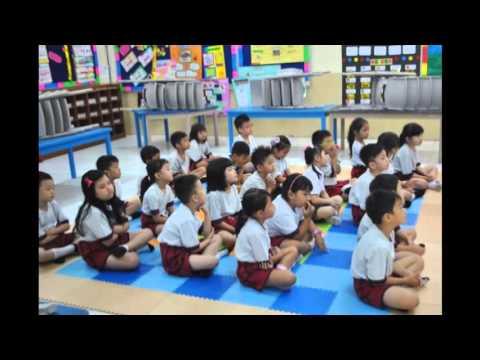 Grade 1A - SD Citra Berkat CitraLand Surabaya