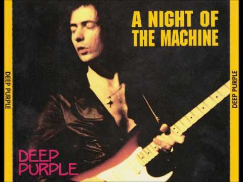 DEEP PURPLE A Night Of The Machine Live In Osaka, Japan, 1973 06 27