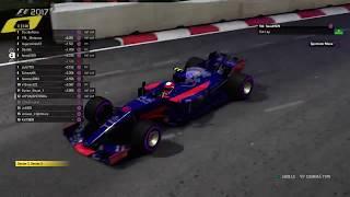 FRL - F1 2017 - F2 - S2 - Singapore and Malaysian Grand Prix