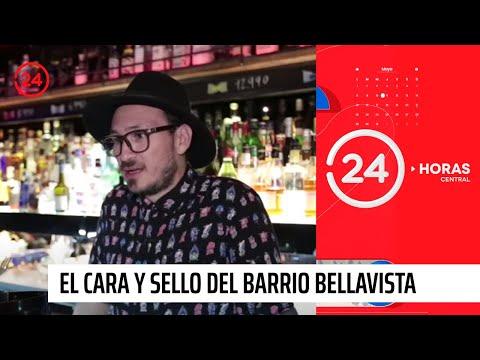 Reportajes 24: El cara y sello del bohemio barrio Bellavista
