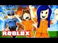 Escape The Prison Obby In Roblox!