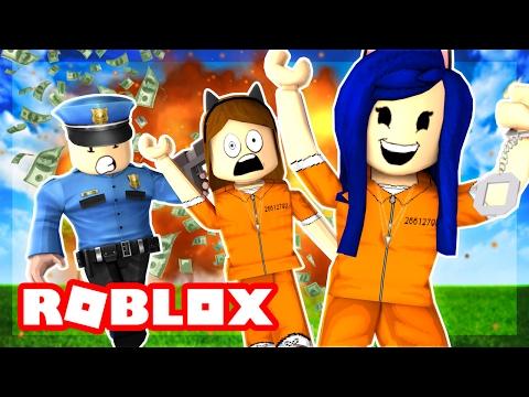 Escape The Prison Obby In Roblox Youtube
