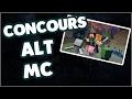 ✨ CONCOURS ✨ ! GAGNE 10 COMPTES ALT?!?