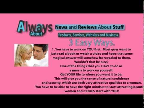 Online Dating Reviews, Attracting Beautiful Women