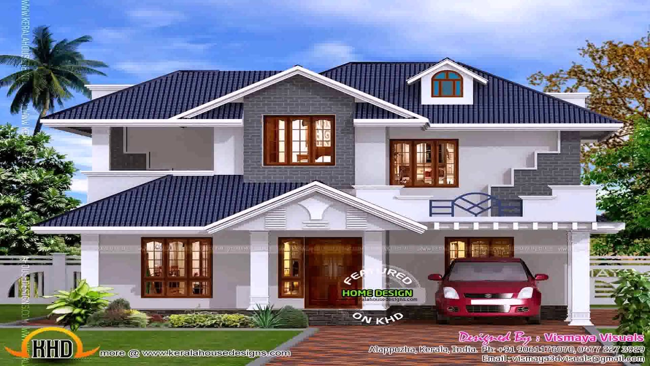 L shaped house plans kerala decorating ideas home design