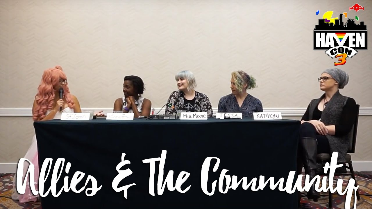 PANEL | Allies & The Community at HavenCon