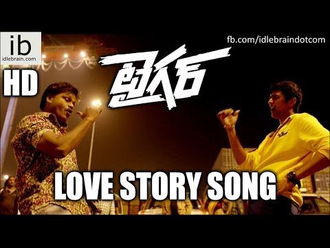 Sundeep Kishan's Tiger Love Story song - idlebrain.com