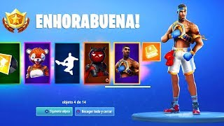 THESE are the FREE SKINS of BATTLE PASS 10 in Fortnite! (Battle Pass 10 FREE)