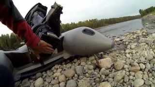 Обзор Лодки СОЛАР 420 и водометного движетеля Mercury 25 jet