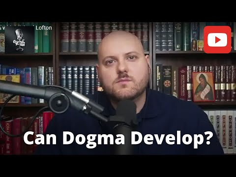 Can Dogma Develop?