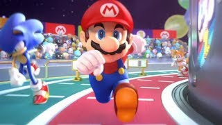 Mario & Sonic at the London 2012 Olympic Games - All Dream Events