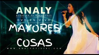Analy   Mayores Cosas   Dvd Live