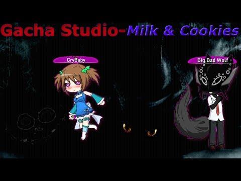 Gacha Studio- Milk & Cookies