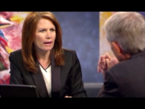 Michele Bachmann: 'Get A Brain' & Understand America Is Biblical