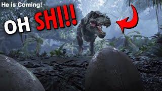Dinosaur Virtual Reality
