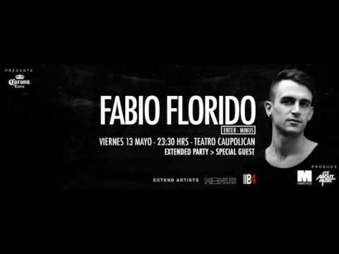 Fabio Florido @ Mainstage  , Santiago (CHILE)  13.5.16