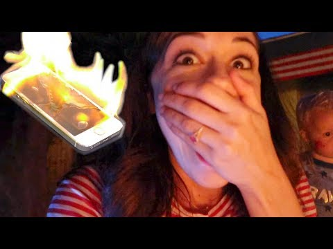 MY iPHONE CAUGHT ON FIRE!🔥 - 4th Of July Vlog