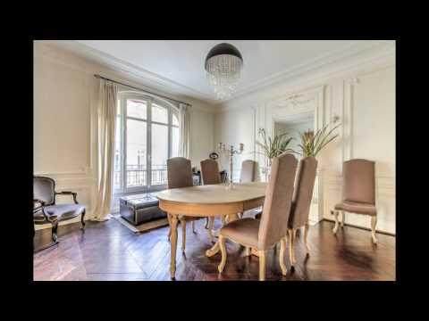 Passy VIgnes Luxury 2 Bedrooms  – Paris Luxury Apartment Rental – Welcome2France