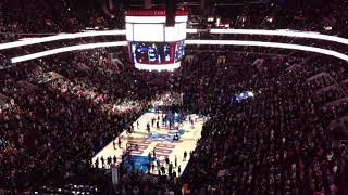 Sixers Intro vs Utah (Jimmy Butler 1st Home Game) 11/16/18