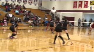 HS Volleyball Red Lake at Cass Lake-Bena - Lakeland News Sports - September 11, 2014
