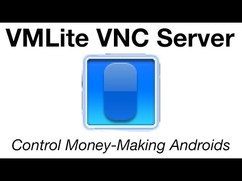 Control Your Android from Anywhere - VMLite VNC Server - YouTube