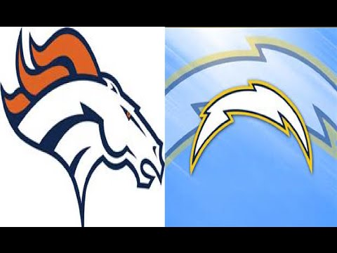 GREAT TO BE BACK HOME! Madden 13 week 6 Broncos @ Chargers