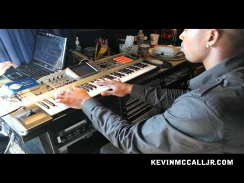 Kevin McCall in the studio: HOW TO WRITE A SONG FROM A WOMANS POINT OF VIEW