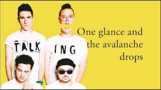 walk the moon   avalanche lyrics