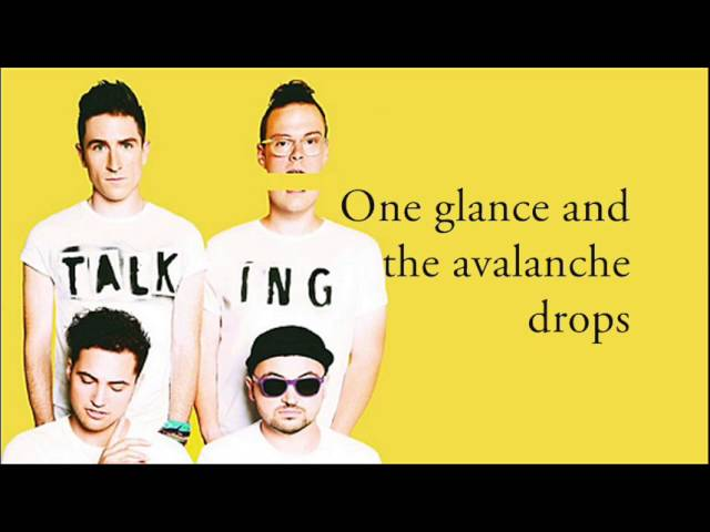 Walk The Moon Avalanche Lyrics Chords Chordify