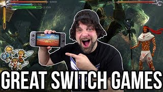 8 GREAT Nintendo Switch Games Worth Playing!   RGT 85