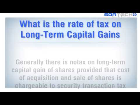 Capital gain on sell or purchase of shares by Non Resident