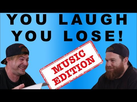 YOU LAUGH, YOU LOSE! (MUSIC EDITION)