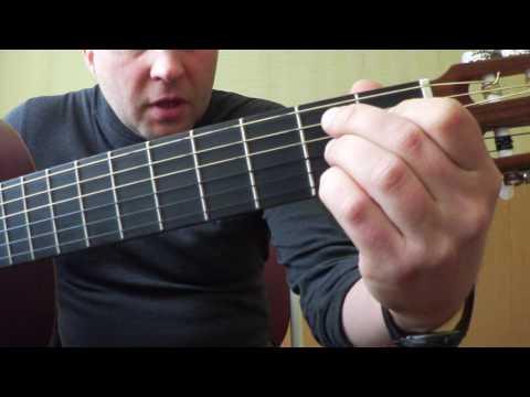 Вячеслав Бутусов-Моя звезда.Урок гитары.Разбор песни