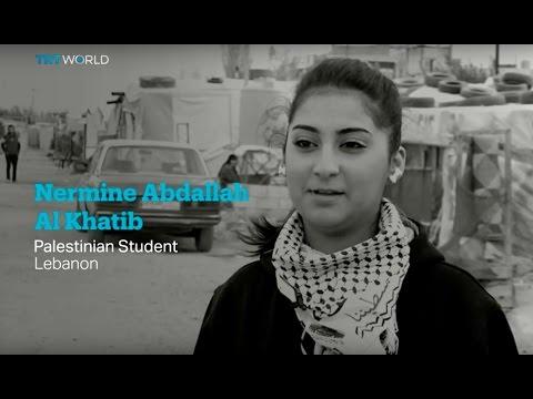 My Story: Nermine Abdallah Al Khatip from Palestine