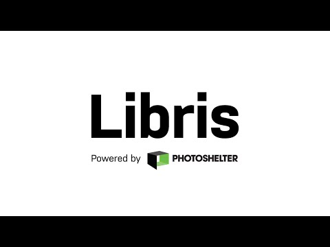 Introducing PhotoShelter Libris