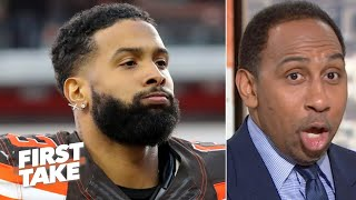 Stephen A. predicts the Steelers will make the playoffs over the Browns | First Take