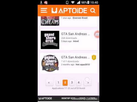 gta san andreas kostenlos downloaden android