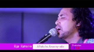 Afoiko ho Anao ny aiko(I give myself cover)--LIVE RIJA RAKOTO