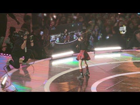 나하은 (Na Haeun)MMA 베스트 댄스 후보소개[4K 60P RAW 직캠]@181201 락뮤직
