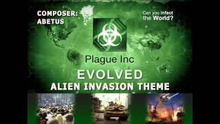 Plague Inc: Evolved - Alien Invasion Theme