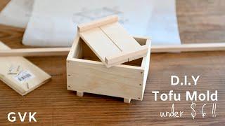 D.I.Y Tofu Mold
