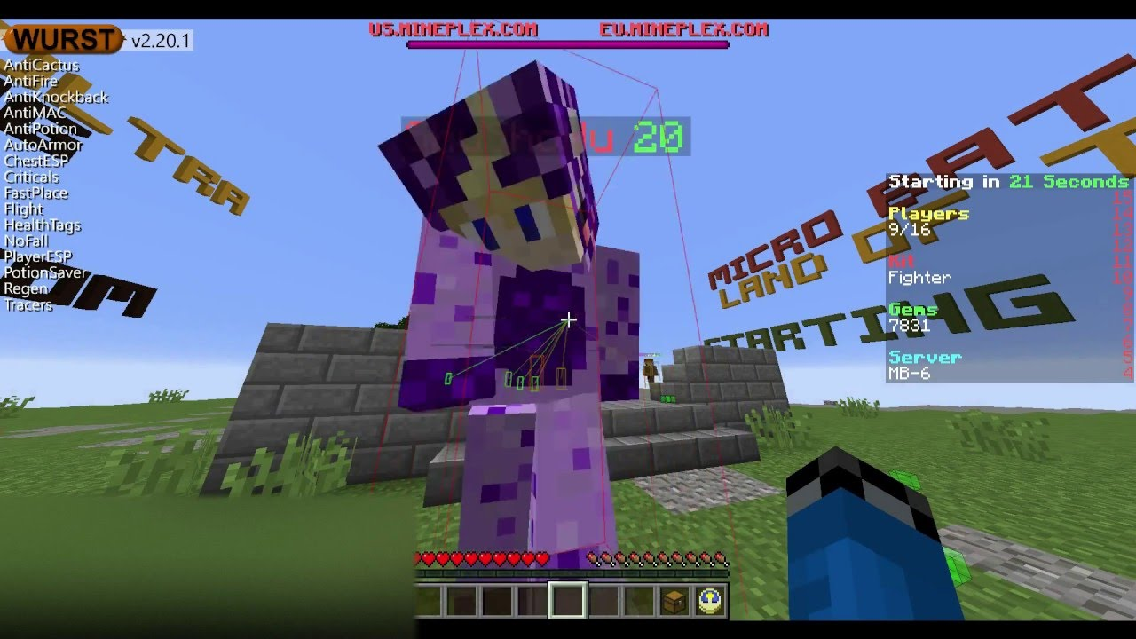 No survey 1. 8-1. 12 minecraft unban hack tool   get unbanned from.