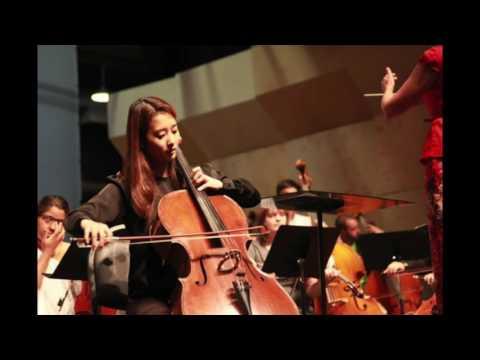 Moon River for 2 Cellos