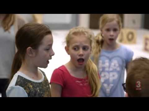 Series 1 Ep 1 Behind the Scenes  Matilda and Me