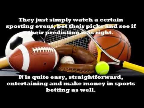 Progressive sports betting strategies money zet vozni red 234 betting