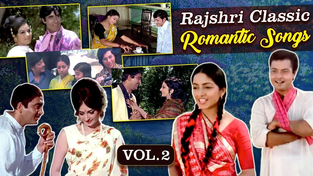 Rajshri Classic Romantic Songs   VOL-2    Evergreen Hindi Romantic Hits   Kaun Disa Mein   Jukebox
